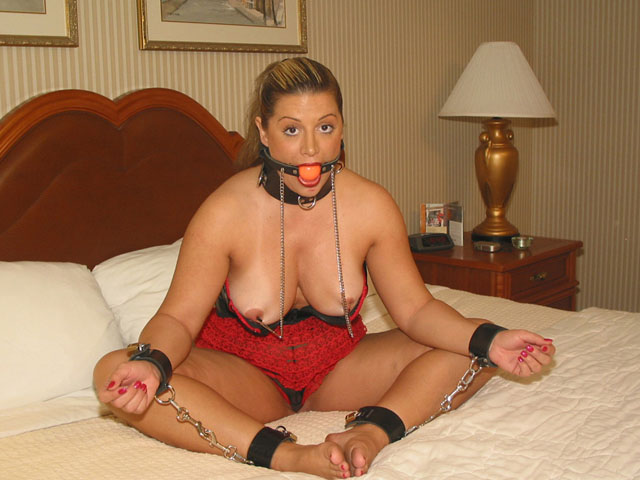 Free amateur bondage wife pictures